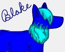 Blake by SammyCatBone