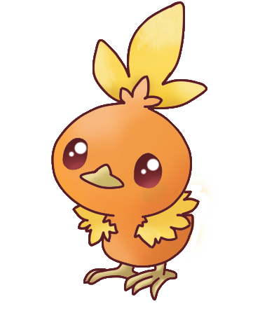 Torchic by AkiraChie