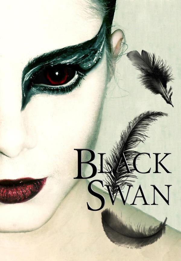 Black Swan Odile by Deidaraisstupid
