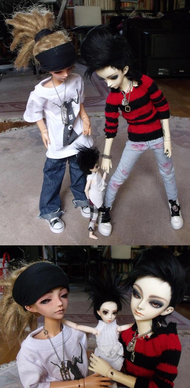 Happy Tokio Hotel Family xD by Deidaraisstupid