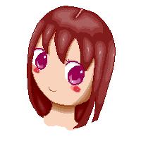 Pixel Girl by Tsuki-Lune
