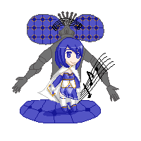 Miki Sayaka by Tsuki-Lune