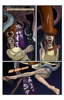 Vore-Midnight Snack Page 1 by EyeDraw78