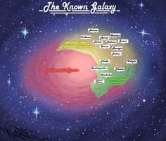 Everdream Galaxy Map