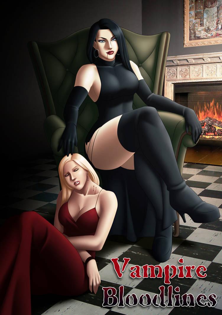 Vampire Bloodlines - Chapter 1