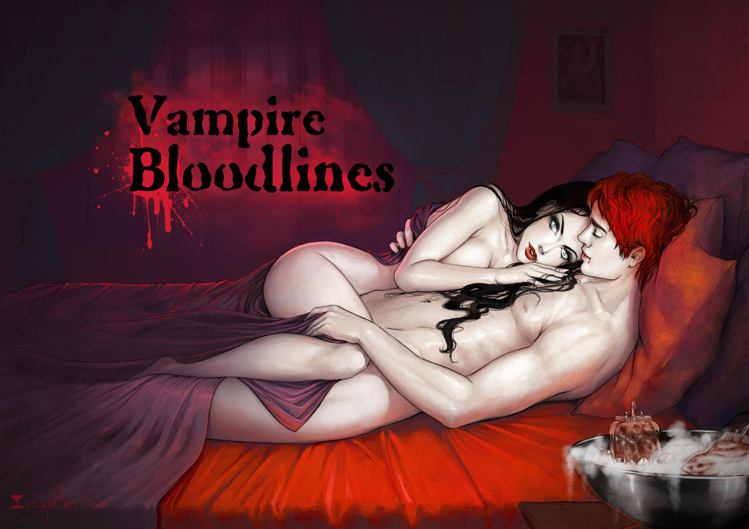 Vampire Bloodlines - Chapter 2 by NewEvilRising