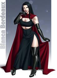 Bianca Queen of Vampires By DarkShadow