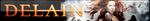 Delain Button by FoxButtonMaker