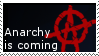 Anarchy Stamp by HitMachine