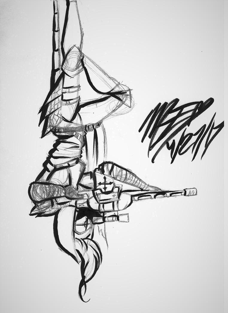 The Hung Assassin by Artsaela