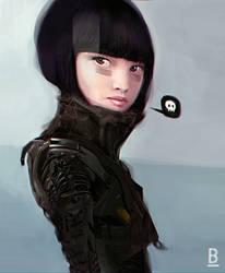 Mian / Benoit Godde Concept Artist by Benoit-Godde