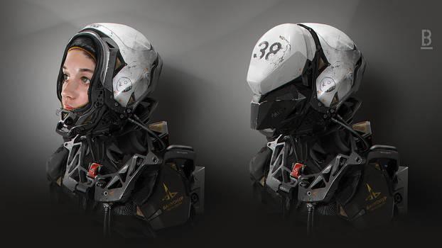 MM45 /  Benoit Godde Concept Artist