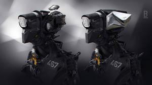 MM44 / Benoit Godde Concept Artist