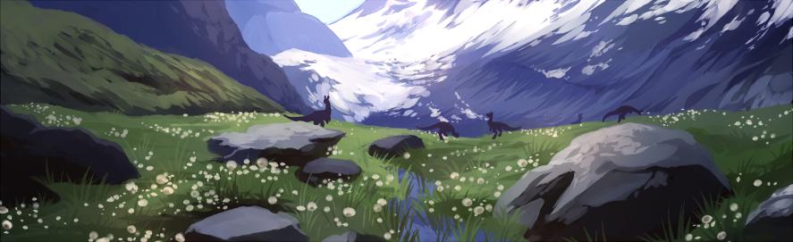 Hunting Tundra by Kuku-ri