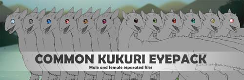 Common Kukuri Eyepack by Kuku-ri