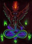 Flames of Wisdom - Baphomet