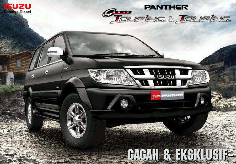 Panther Grand Touring 2010 By Fadhilyudho On DeviantArt