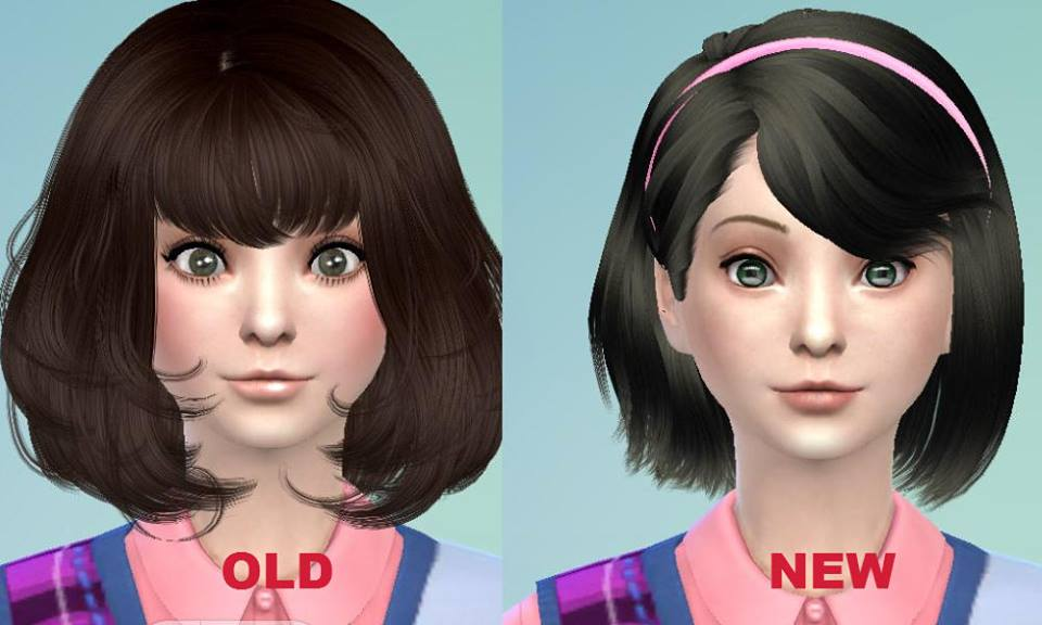 Sims 4 Anime Characters Mod : Sims anime by fadhilyudho on deviantart