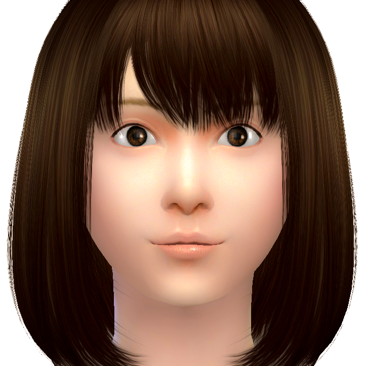 The Sims 4 Japanese Girl By Fadhilyudho On Deviantart