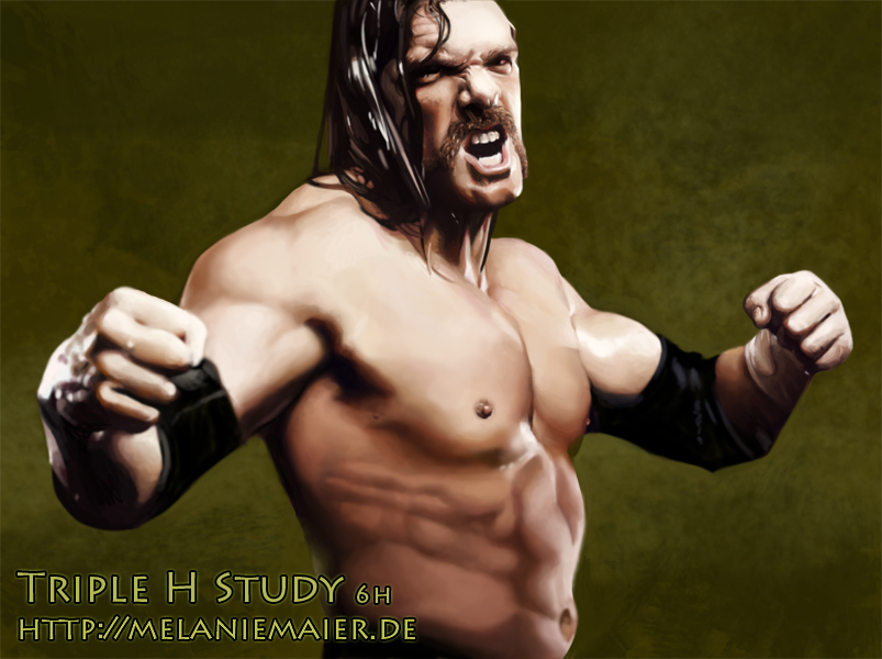 Triple H Study by melaniemaier