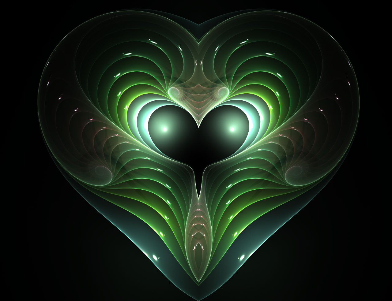 Alien Heart by mfcreative
