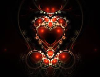Valentine by mfcreative