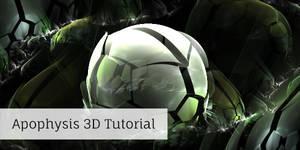Apophysis 3D Effect Tutorial by mfcreative
