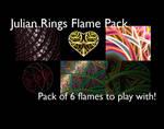 Julian Rings Flame Pack