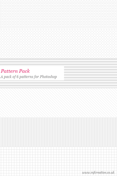 Pattern Pack by mfcreative