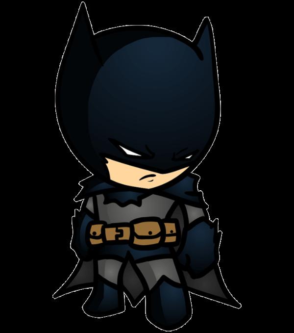 Chibi Batman by GoldenNightfall2 on DeviantArt