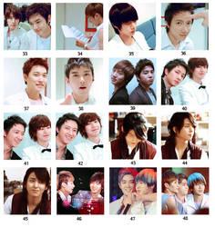 Super Junior set 3 by KimHanJin