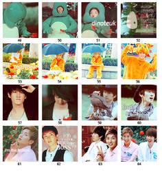 Super Junior set 4 by KimHanJin