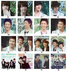 Super Junior set 5 by KimHanJin