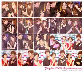 YongSeo' 200th Day Anniversary by KimHanJin
