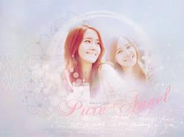 Pure Angel   Im Yoona By Kimhanjin