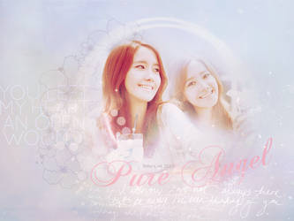 Pure Angel   Im Yoona By Kimhanjin by KimHanJin