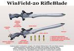 WinField 20mm Rifleblade