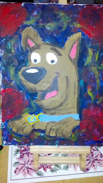 ScoobyDoo by IamDarknessTayler