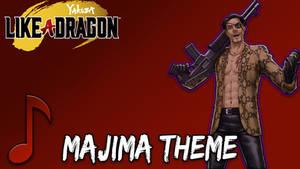 Yakuza 7: Majima Theme Mod