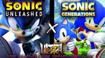 Sonic Unleashed X Sonic Generations Usfiv Project by Keshaun15