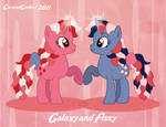G1 Galaxy and Fizzy on G4 Style