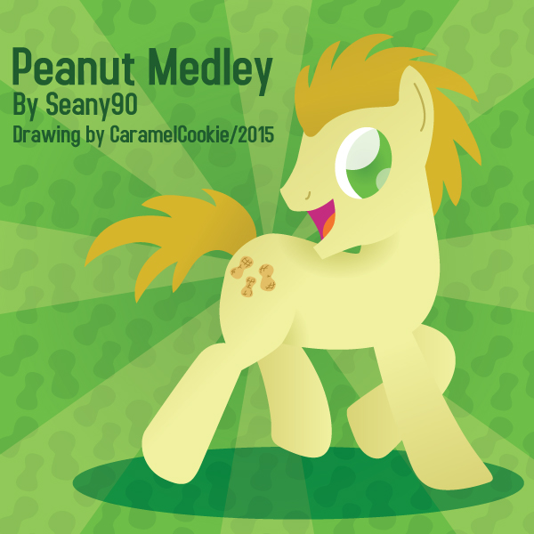 Peanut Medley by CaramelCookie