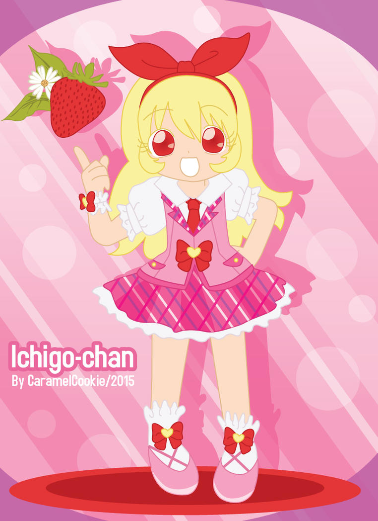 Ichigo-chan by CaramelCookie