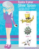 My Little Rookie Pokemon Trainer - Silver Spoon