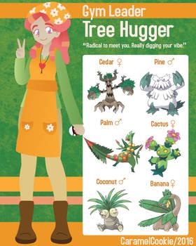 My Little Gym Leader - Tree Hugger