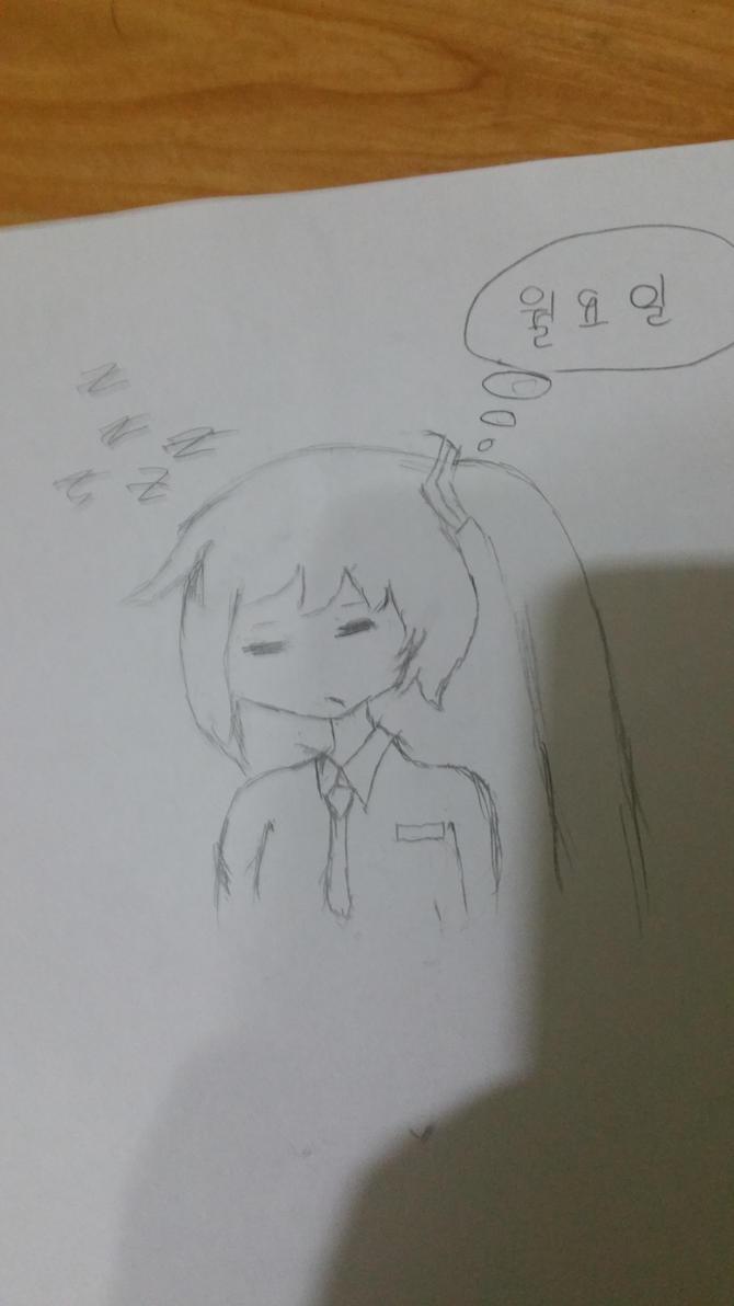 VOCALOID akita neru sleep by jun7649