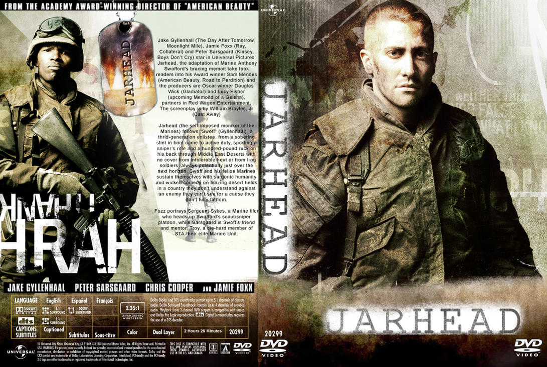 jarhead essay Sudesh kavlekar, one of the most reliable names and top achievers in financial consultancy in goa, has now made his mark in the field of real estate with his latest offering 'jarhead: an instrumental film in american war culture essay'.