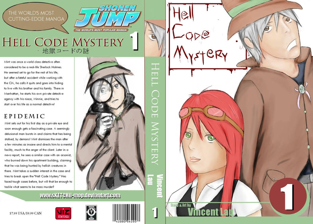 Hell Code Mystery by sKETCHII-mop