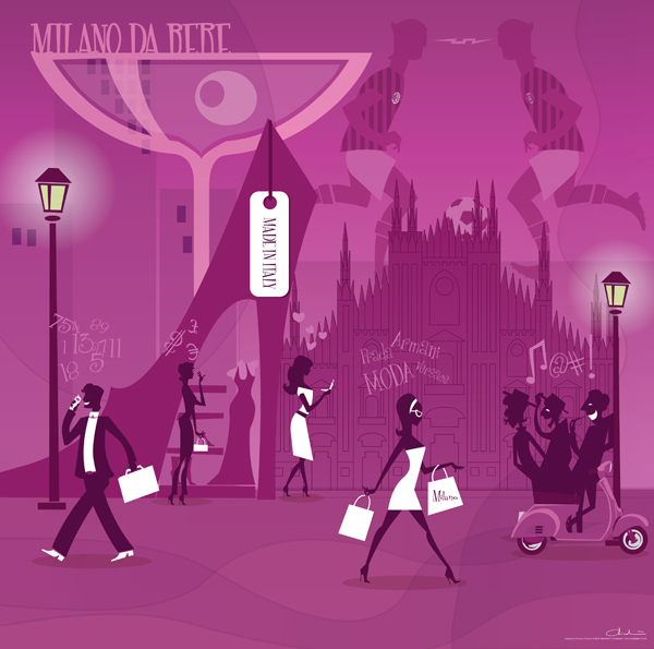 Milan by Coolgraphic
