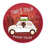 Fiat 500 'n Italian Background